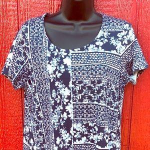 NWT J Jill long maxi dress size small